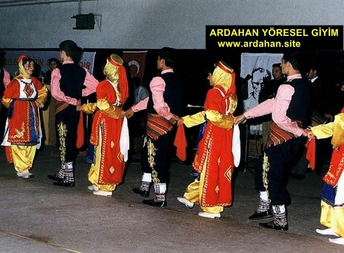 ARDAHAN YÖRESEL GİYİM  www.ardahan.site