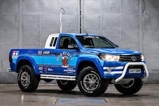 Toyota Hilux Bruiser (2017) Front Side