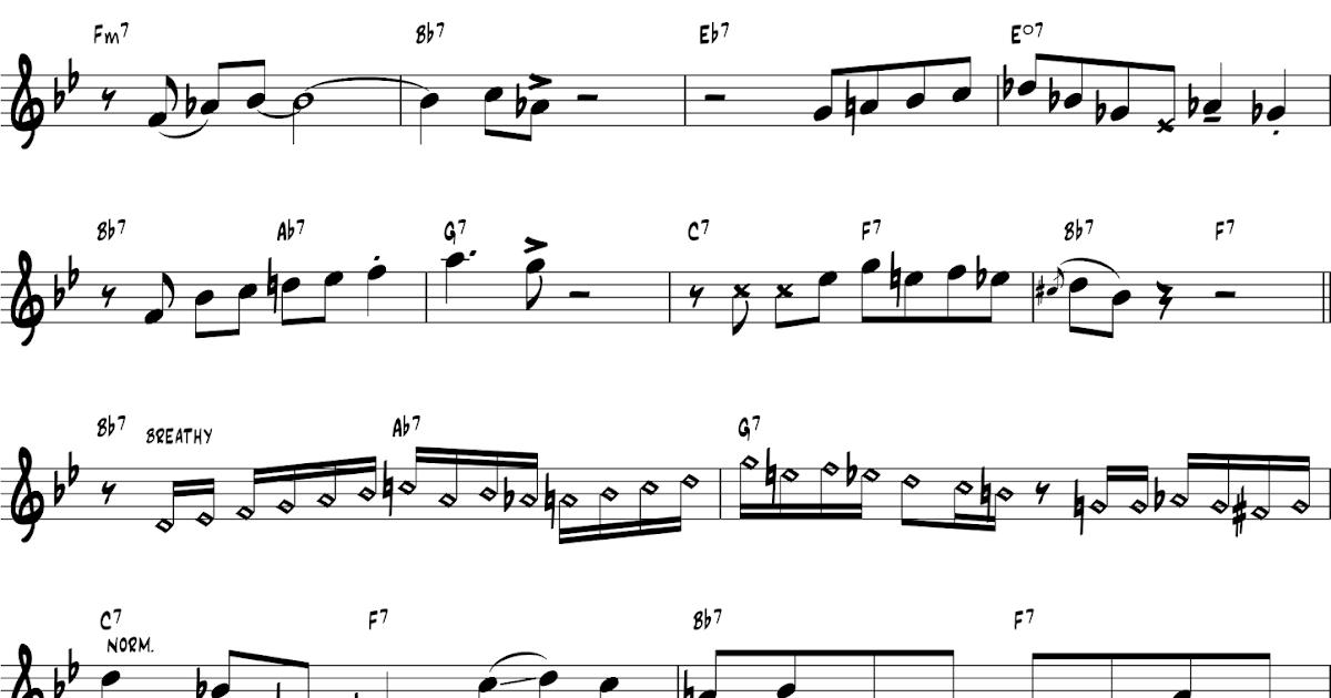 Guitar Lessons Hertfordshire: Doxy - Miles Davis