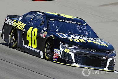 Jimmie Johnson Riding Career-Long Winless Streak