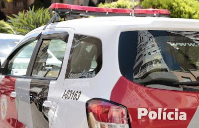 Polícia Militar de Jacupiranga prende homem que agrediu a avó de 86 anos com socos e chutes