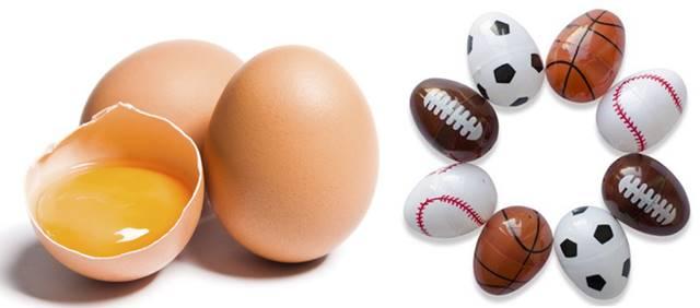 El huevo para mejorar la recuperación muscular