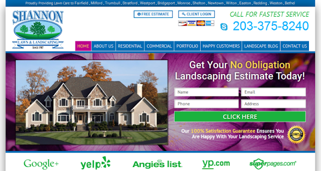 leading lawn care and landscaping company in Connecticut