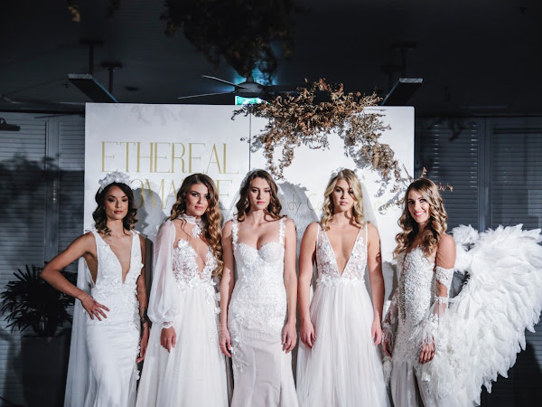 ➳ JUDY COPLEY COUTURE | ETHEREAL ROMANCE 2018 IN REVIEW - RUNWAY SHOW {SUNSHINE COAST}