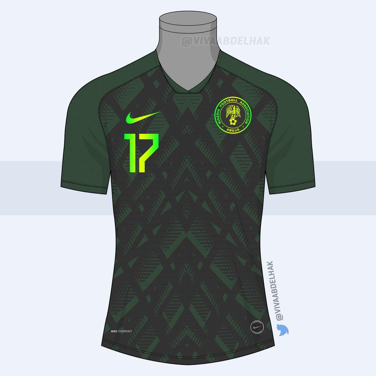 new product a23fd 23185 Classy Nike England, Nigeria, Turkey & USA 2019 Concept Kits ...