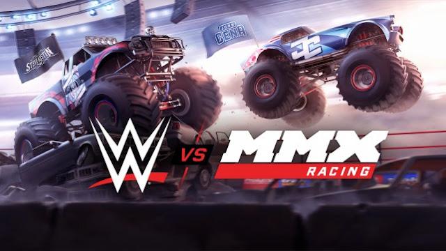 MMX Racing Featuring WWE v1.16.9320 Apk + Datos SD Mod [Dinero]