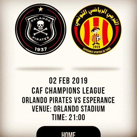 لايف الان مشاهدة مباراة الترجي وأورلاندو بث مباشر اليوم 2-2-2019 في دوري أبطال إفريقيا