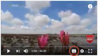 video youtube dengan sub title