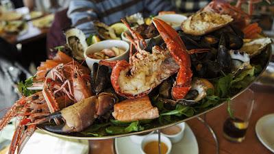Makanan penyebab asam urat Kolesterol tinggi