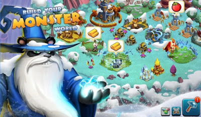update versi Monster Legends mod money