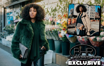 "R&B Singer Solange Is Now The Leading Face For New Michael Kors Campaign ""The Walk"""