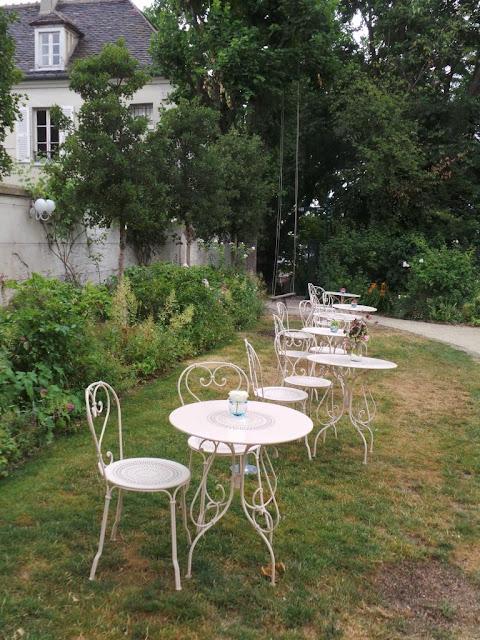 Jardins Renoir musée de Montmartre jardins café musée Paris