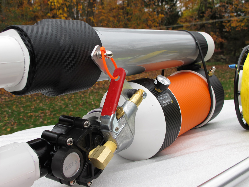 AE1S Amateur Radio Blog: Pneumatic Antenna Launchers for sale