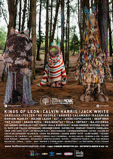 poster stereo PICNIC 2015