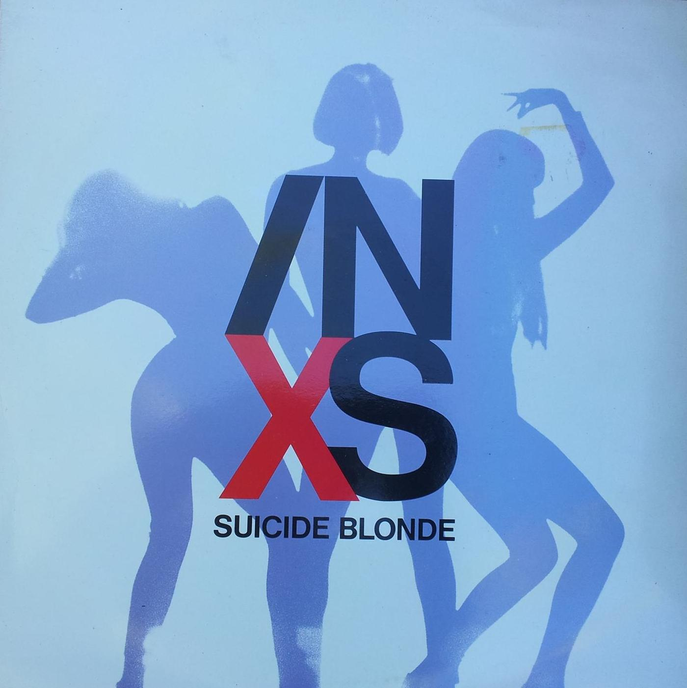 INXS - Suicide Blonde - 7 Tracks