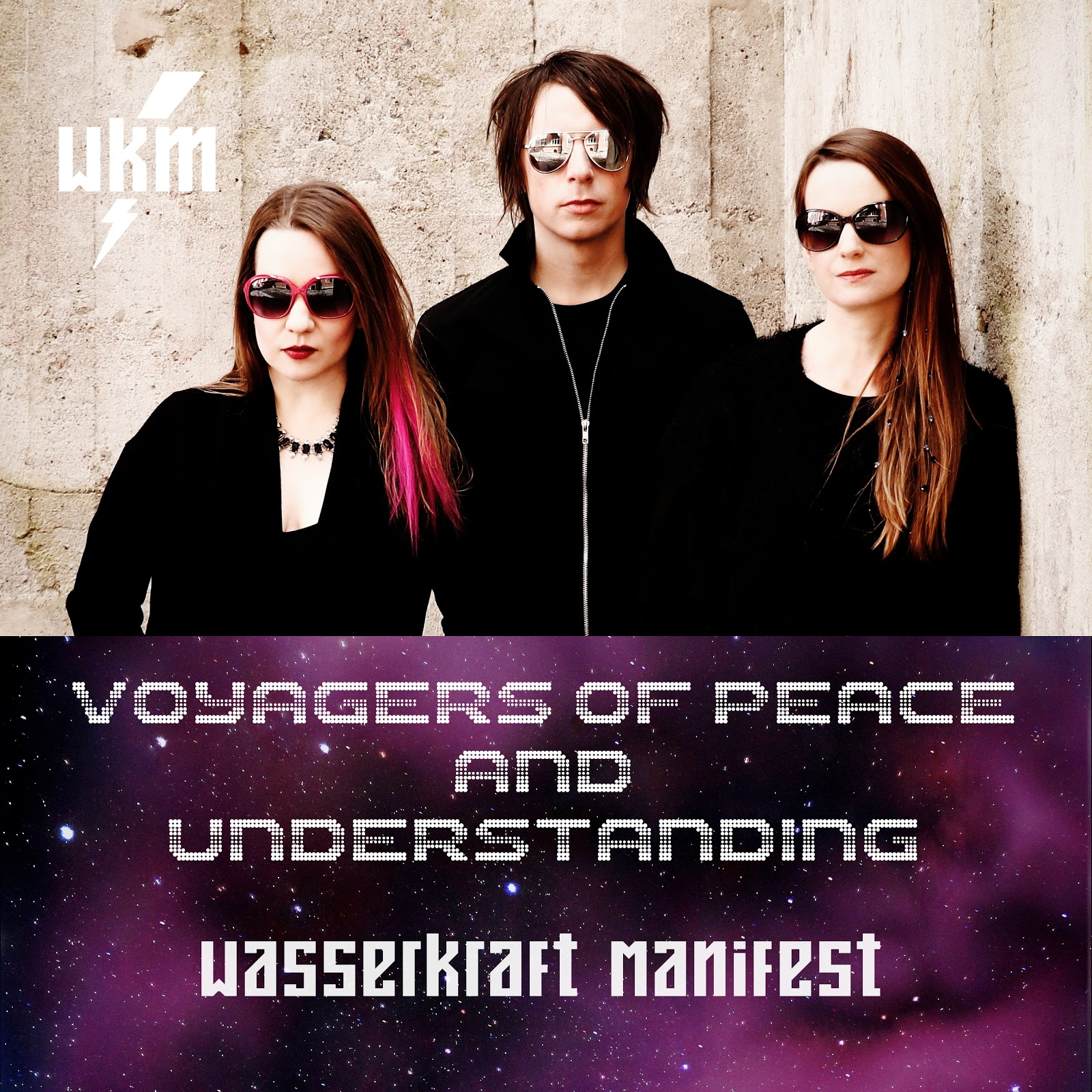 Swedish synthpop band Wasserkraft Manifest, Synthiepop, electropop, Elektronische Musik, ohne Gitarren, Newcomer, Sommerhit, Radiohit, Sängerin