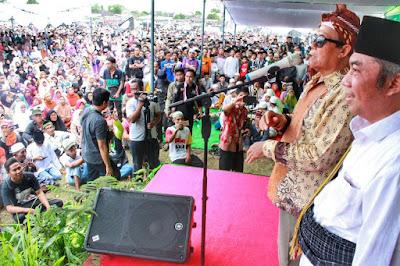 Ali BD : Jadi Gubernur, DAM Mujur Loteng Pasti Dibangun!