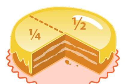 Soal Matematika kelas 6 SD tentang pecahan untuk ujian nasional terbaru