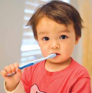 Rajin Menggosok Gigi