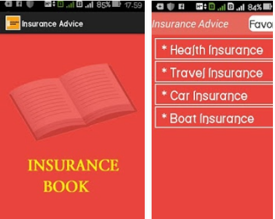 Download Insurance Book Mobile App