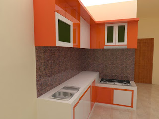 kitchen set interior kitchen set di Sidokare sidoarjo