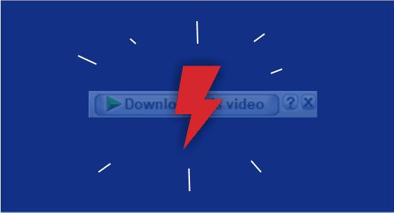 Tombol IDM tidak muncul otomatis saat memutar video