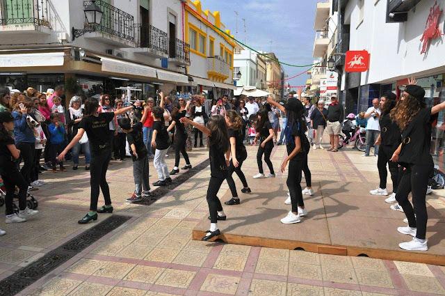 Vila Real de Santo António celebra a Primavera com festa na rua