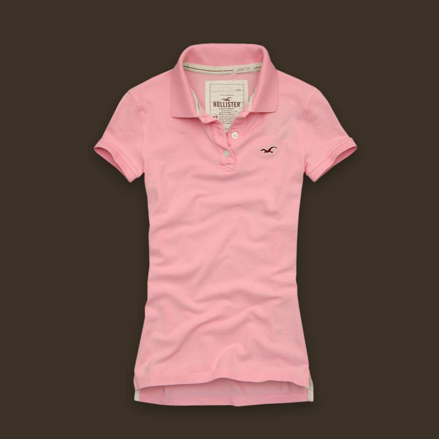 baff0a3114 Importbel Importados USA  Camiseta Polo feminina Hollister R 119