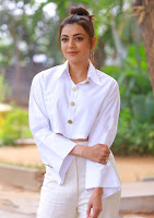 Kajal Aggarwal Latest Photos at Kavacham Promotions TollywoodBlog