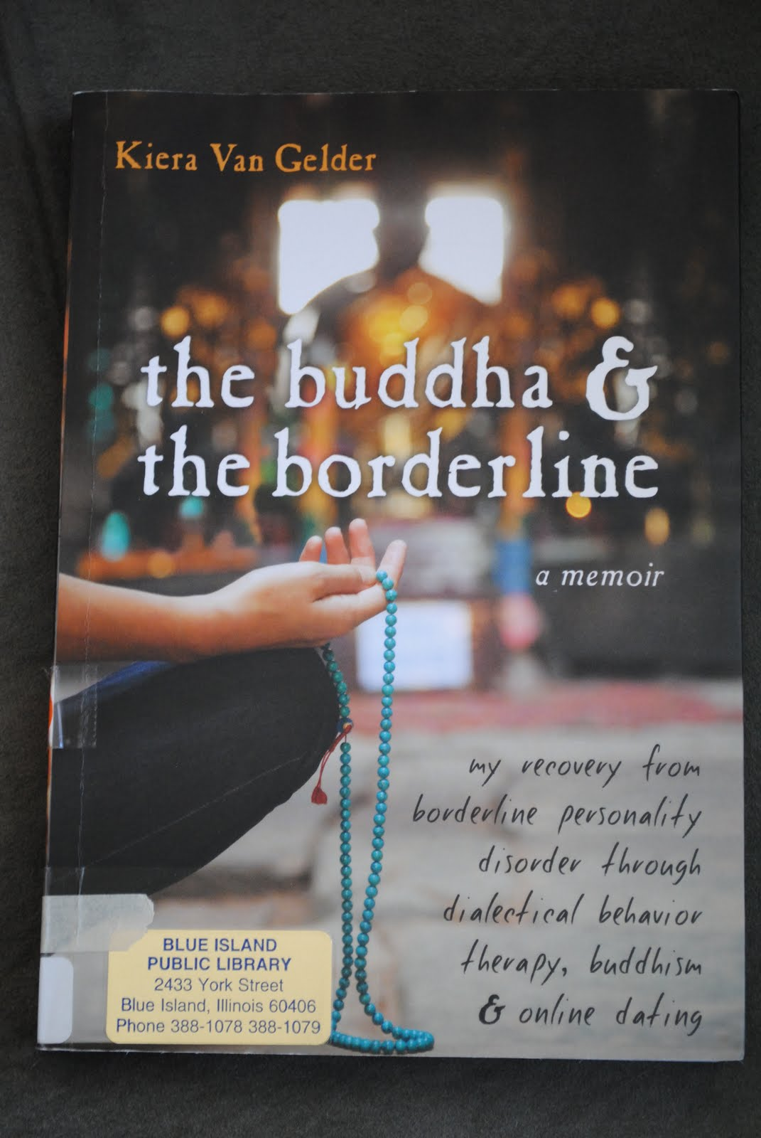 the buddha borderline and online dating