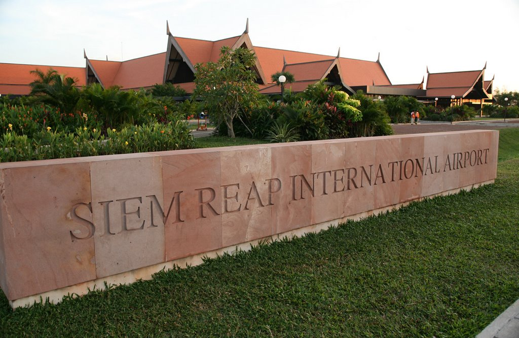 Siem Reap Airport Taxi Service