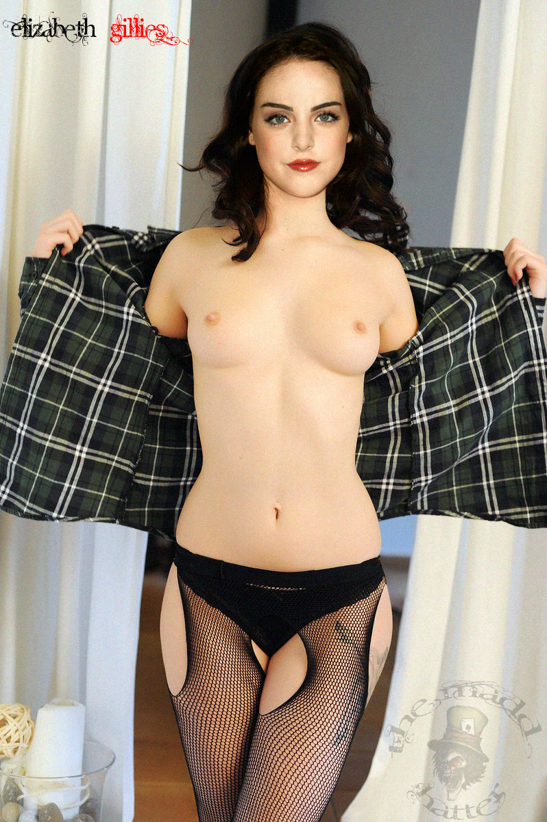Elizabeth Gillies Porn