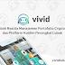 Vivid Token - Memperbanyak manajemen portofolio Cryptocurrency dan platform konten perangkat lunak