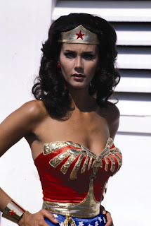 Lynda Carter Wonder Woman beautiful sexy