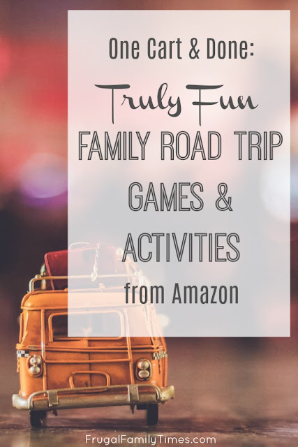 game ideas for road trips