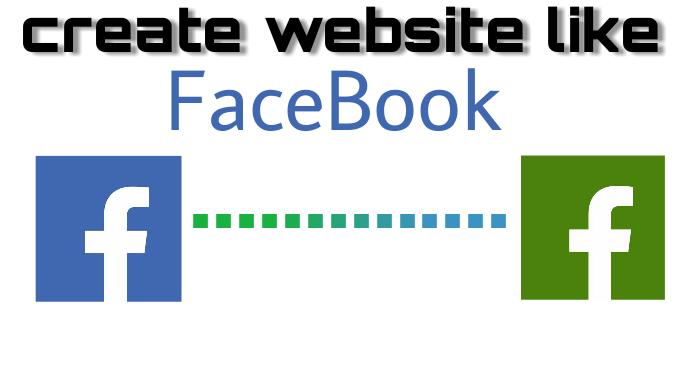 website like facebook