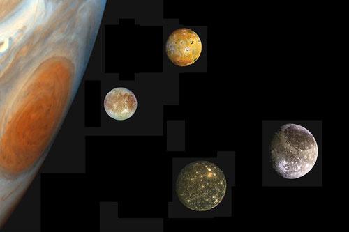 Jupiter-Monde