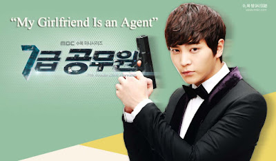 Sinopsis Lengkap My Girlfriend Is an Agent