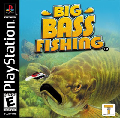 descargar big bass fishing psx mega