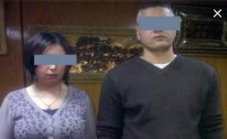 """بالفيديو..القبض علي شبكة دعارة """"تبادل زوجات""""يقودها محامي وزوجتة """"أضغط للتفاصيل"""""""