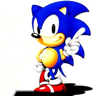 Sonic the Hedgehog SEGA (1991), Sonic el erizo azul
