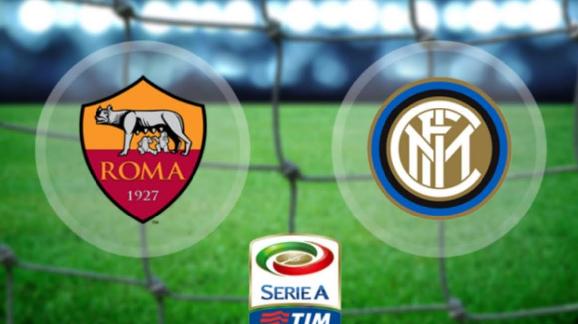 Diretta Roma Inter Streaming Gratis Link Rojadirecta.