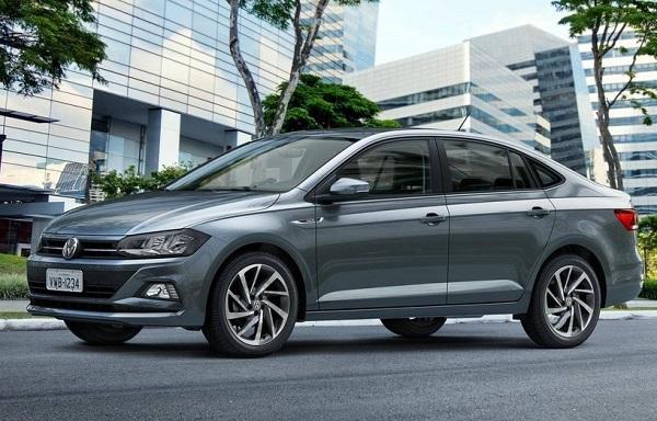 Ficha Técnica Volkswagen Virtus (2018)