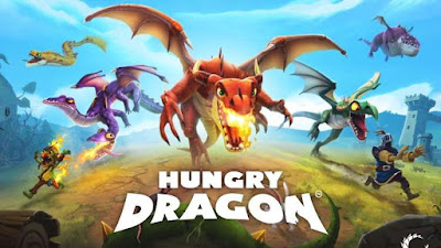 Hungry Dragon Mod Apk + Data Download (Unlimited Money/Coins)