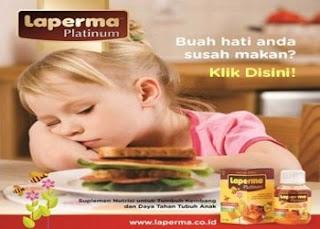 Menggunakan Cara Mengatasi Anak Susah Makan dengan Laperma Platinum merupakan cara yang tepat untuk memenuhi nutrisi untuk anak anda