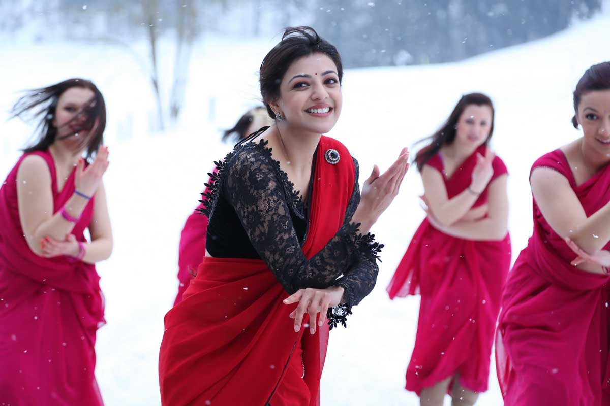 kajal latest hot images