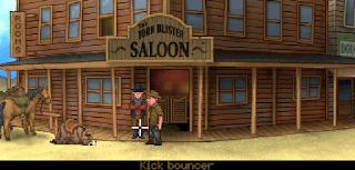 Saloon.