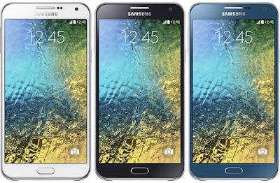 Samsung Galaxy E7 Özellikleri, Detaylı İnceleme ve Kutu Açılımı