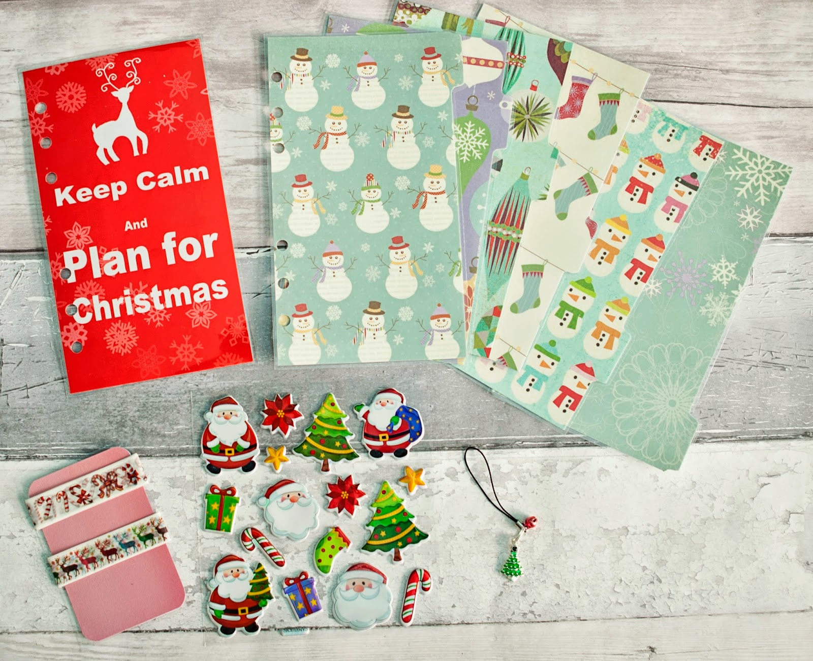 Mrs Brimbles Planning For Christmas