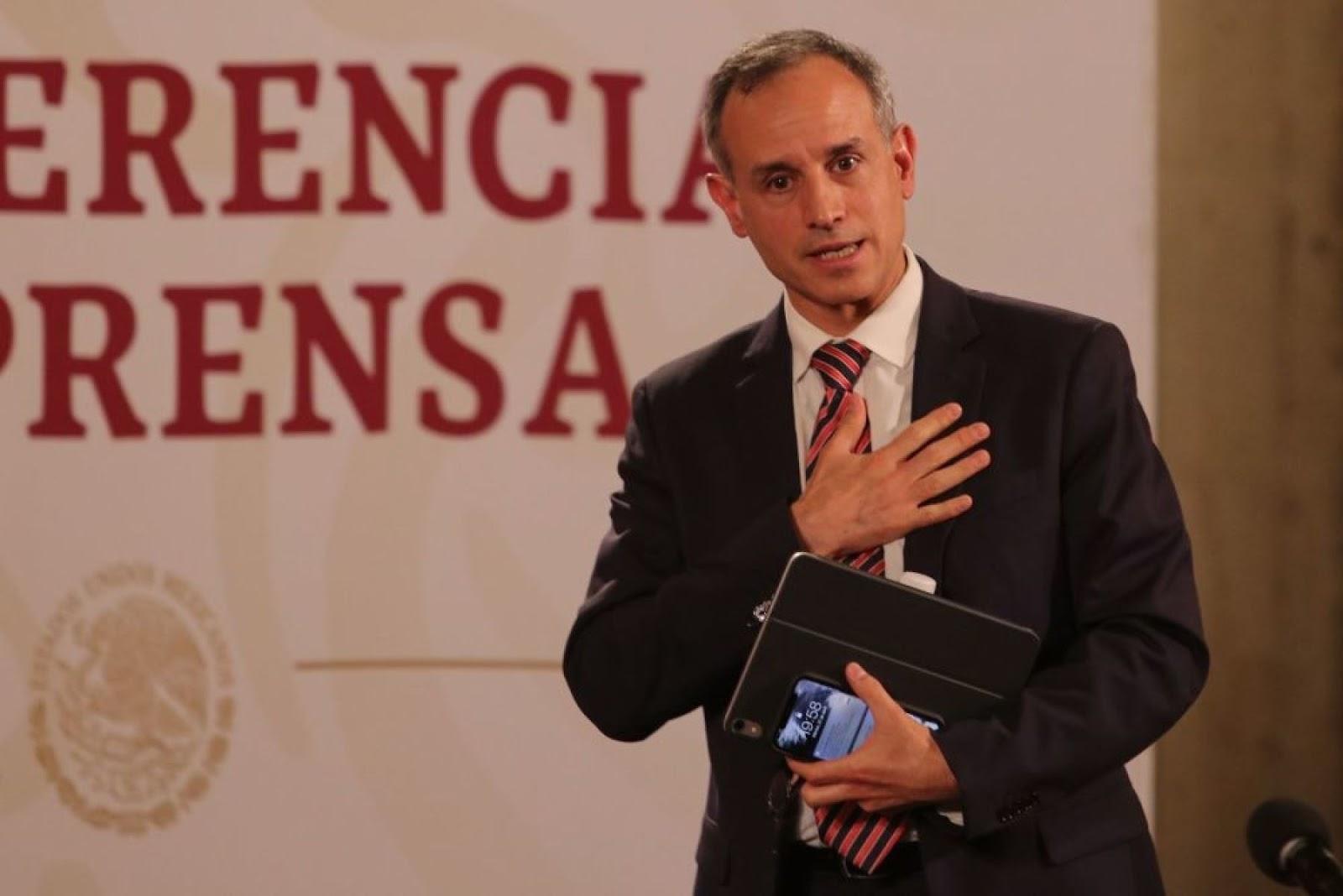 Los Respeto Responde López Gatell A Gobernadores Que
